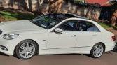 E250 Benz CGI