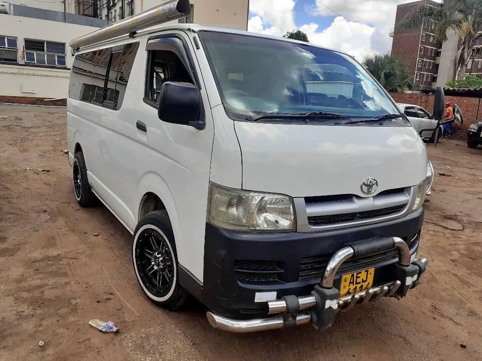 Toyota Baby Quantam