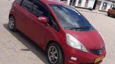 Honda fit new shape