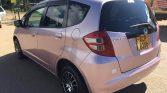 Honda fit newshape