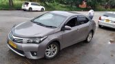 Toyota Corolla (2015)