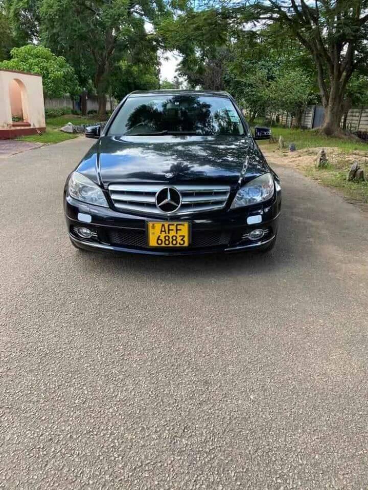 Mercedes Benz C 200 Big Badge